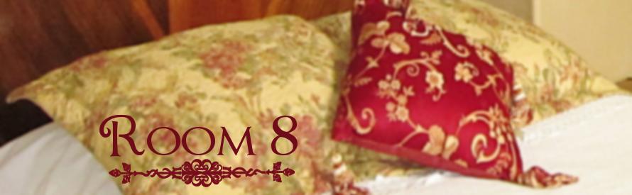 Room 8 Banner